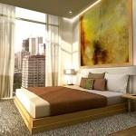 Breeze Residences - Suite Bedroom
