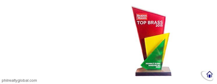 PhilRealty Global Marketing Buena Mano Award 2015