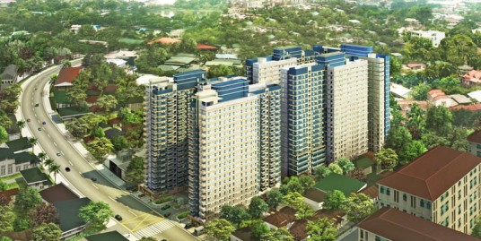2 BR Condo unit in Avida Towers Boni Serrano, New Manila