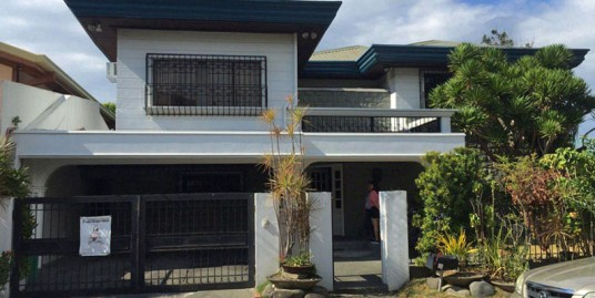 4 Bedroom house for sale in Ayala Alabang Village