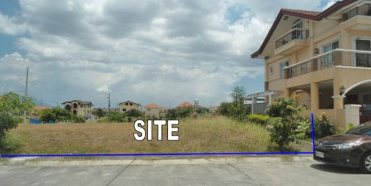 South Forbes Villas Lot for Sale, Sta. Rosa, Laguna