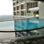 View from 37th floor Amenities level - Gramercy Residences