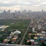 View from Balcony - Gramercy Residences
