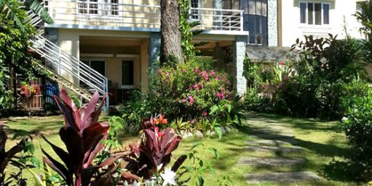 35-Room Hotel Building For Sale in Baguio City