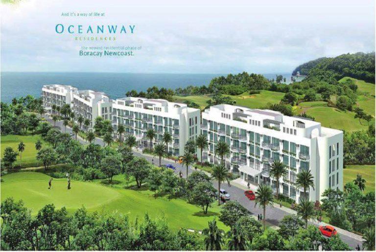 Oceanway Residences, Boracay Condo