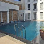 Oceanway Residences, Boracay Condo Swimming pool