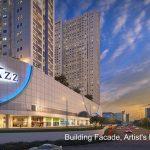 SM Jazz Makati Building facade