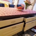 Tagaytay Highlands House - kitchen drawer