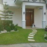 Tagaytay Highlands House - landscaped garden