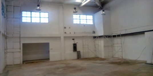 Makati Warehouse with Office Space for Lease