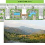 Grace Residences - Condominium in Taguig - Antipolo Hills View