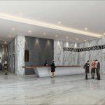 Elegant Main Lobby