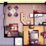 Venice Residences, Mckinley Hill Condo - floor plan