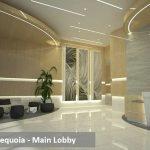 Sequoia lobby
