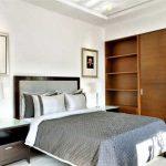 Cypress bedroom side