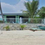 Lobo Batangas Beach Resort Bedroom - beach front