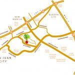 Mango Tree Residences, San Juan, Condo - vicinity map