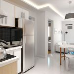 PIONEER WOODLAND RESIDENCES Mandaluyong Condo - Kitchen and Dining