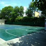 Rochester Condo in Pasig - Basketball court
