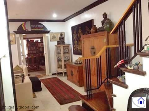 Makati House Townhouse For Sale In San Miguel Village