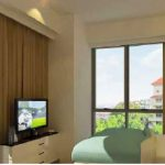 2 Bedroom Condo Unit for sale at The Florence, Mckinley Hill - bedroom 1
