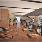 2 Bedroom Condo Unit for sale at The Florence, Mckinley Hill - fitness center