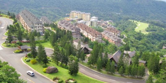 2-Bedroom Condo Unit in Woodbridge, Tagaytay Highlands