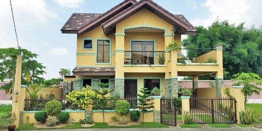 House and lot for sale in Valenza, Sta. Rosa, Laguna