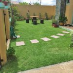 Valenza House and Lot - garden