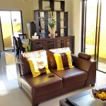 Valenza House and Lot - living and dining area