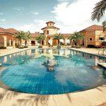 Valenza amenities area