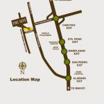Willow Park Homes Cabuyao - vicinity map