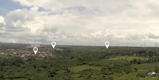 Residential and Commercial lots in Hillside Ridge, Silang, Cavite