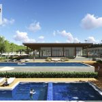 VENIDO-Clubhouse and pool
