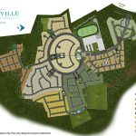 413 sqm lot for sale in brentville - site development plan