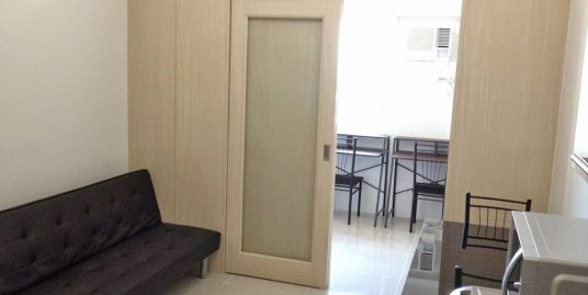 1-Bedroom Blue Residences Condo Unit For Sale