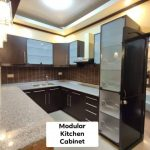 Kitchen with Modular Cabinet