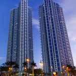 The Trion Towers Condo Units - Building