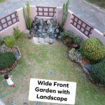 View from 2nd Floor of Garden