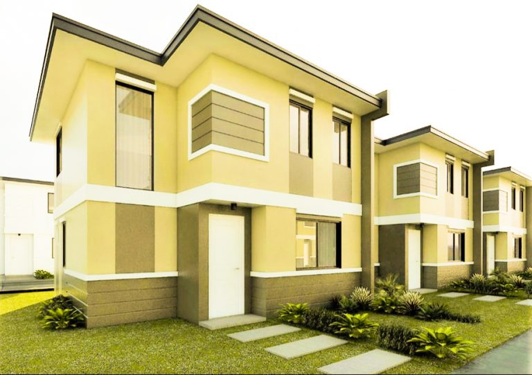 Lilac Model House - Lynville Residences