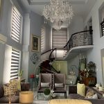 Ayala Greenfield Estates Calamba House for sale - living area