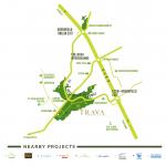 Trava - Vicinity Map