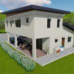 Marymount Subdivision - House and Lot for sale Los Baños Laguna - back