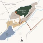 Lanewood Hills by Ayala Land, Silang Cavite - map